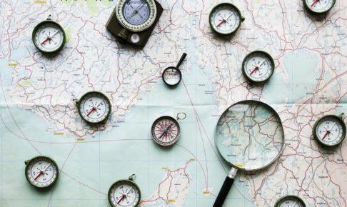 仕事に役立つ地図!?マッピングの魅力とやり方まとめ