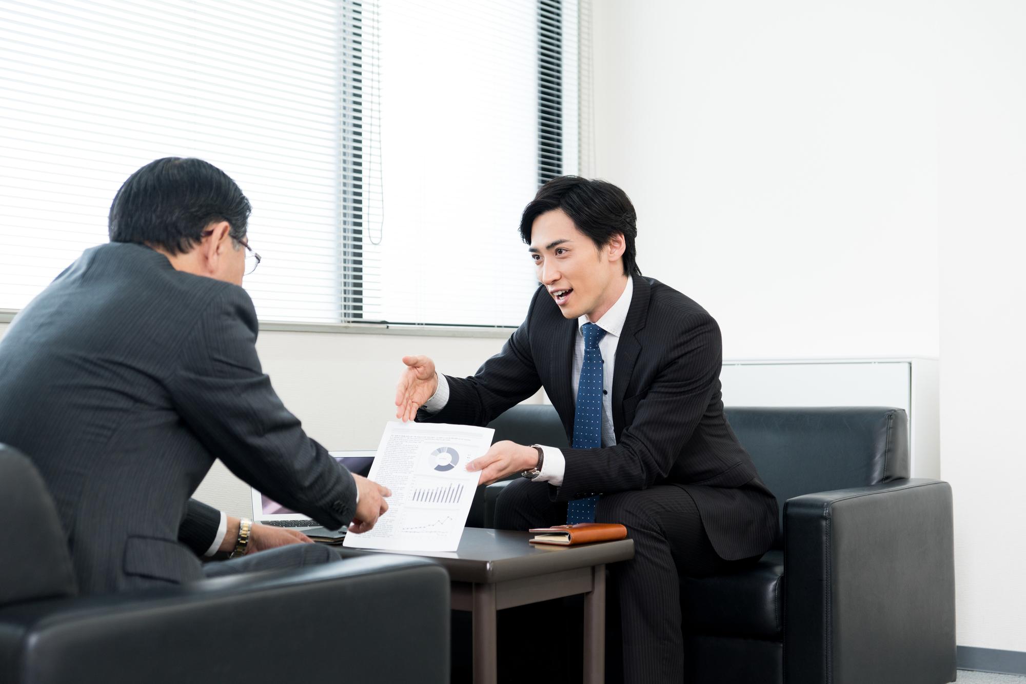 営業の仕事ってどんなもの?仕事内容や商談の流れを徹底解説